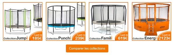 bache trampoline