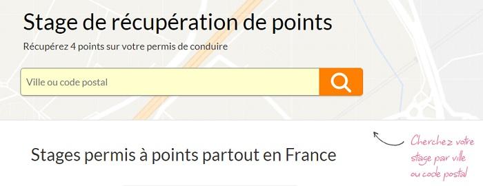 récupération de points Toulon